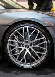 Alloy Wheel Refurbishment and Protection